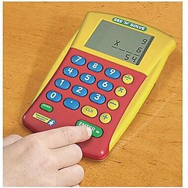 Educational Insights See 'N' Solve Visual Calculator (EI-8480)