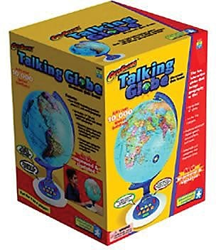 GeoSafari® Talking Globe®