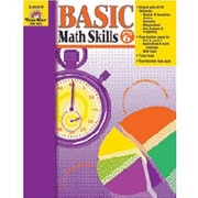 Evan-Moor® Basic Math Skills Book, Grades 6th