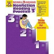 Evan-Moor® Nonfiction Reading Practice Book, Grades 3rd