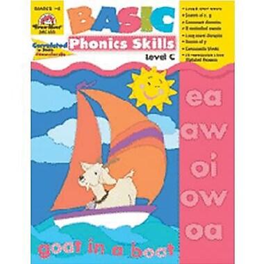 Evan-Moor® Basic Phonics Skills Book, Level C (EMC3320)
