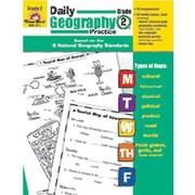 Evan-Moor® Daily Geography Practice Resource Book, Grades 2nd