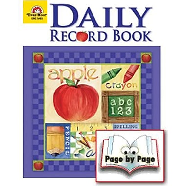 Evan-Moor® Daily Record School Days Teacher Resource Book (EMC5403)