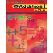 Edupress® Best Value Addition I -Facts 0-20 Drill Book, Grades Kindergarten -4th