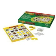 Edupress® Spanish In A Flash Bingo Game Set 1, Grades Kindergarten - 3rd