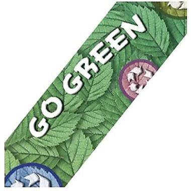 Edupress® pre-school - 12th Grades Straight Photo Border, Go Green