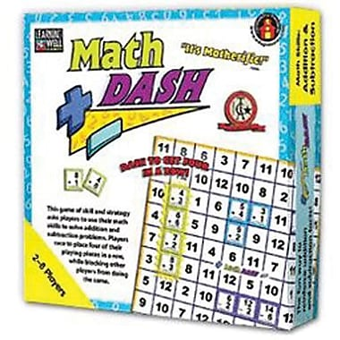 Edupress® Math Dash Game, Addition and Subtraction