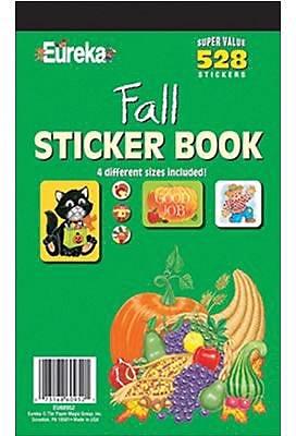 Fall Sticker Book