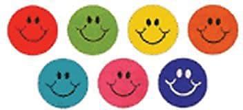 Seals, Scented Smiles, Strawberry, Lime, Lemon, Orange, Spearmint, Watermelon, and Grape