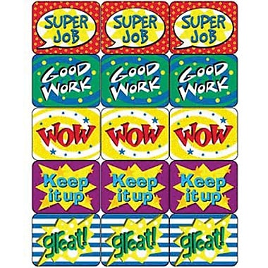 Eureka® Stickers, School Days Success