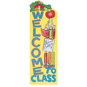 Eureka® pre-school - 6th Grades Vertical Banner, Welcome To Class