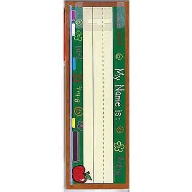 Eureka® pre-school - 6th Grades Name Plate, Chalkboard