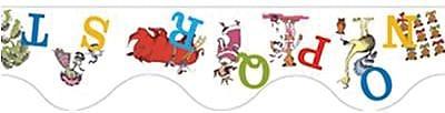 Dr. Seuss ABCs Deco Trim