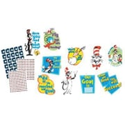 Eureka® Cat In The Hat™ Reading Goal Kit Bulletin Board Set
