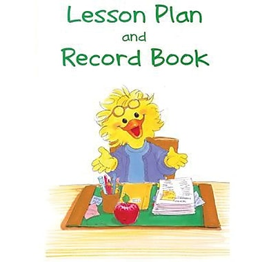 Eureka® Suzy's Zoo® Lesson Plan and Record Book