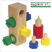 Guidecraft – Bloc à vis (GD-2003)