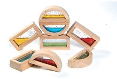 Guidecraft® Rainbow Blocks, Shimmering Water