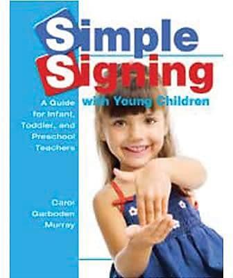 Sign Language Books