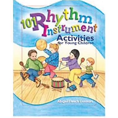 GRYPHON 101 Rhythm Instrument Activities For Young Children