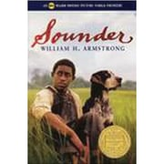 Harper Collins Sounder Book By William H. Armstrong, Grades 4th - 7th