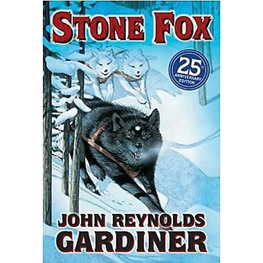Harper Collins Stone Fox Book By John Reynolds Gardiner, Grade 3 - 5 (HC-0064401324)