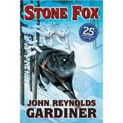 Harper Collins Stone Fox Book By John Reynolds Gardiner, Grade 3 - 5 (HC-0064401324)