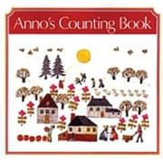 Harper Collins Anno's Counting Book Big Book By Mitsumasa Anno, Grades Pre School - 4th
