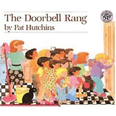 Harper Collins The Doorbell Rang Big Book By Pat Hutchins, Grade pre-school - 3 (HC-0688131018)