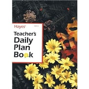 Hayes Teacher's Daily Planner Book, All Grades