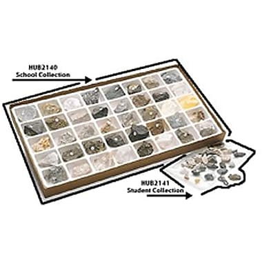American Educational Products® Introductory Rock Collection with15 Specimens (HUB2215)