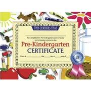 """Hayes Pre-kindergarten Certificate, 8 1/2"""" X 11"""", 90/Pack (H-VA499)"""
