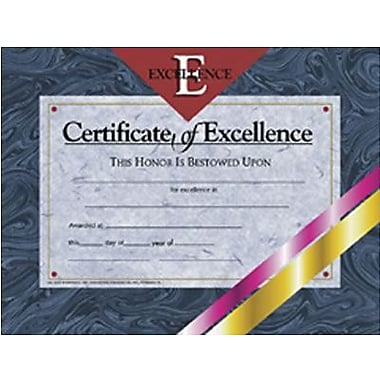 Flipside Certificate Of Excellence, 8 1/2