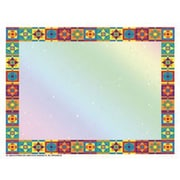 "Flipside Border Paper 11"" x 8.5"", Multi Colour , 50/Pack (H-VA652)"