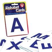 Hygloss® Alphabet Flash Card, A-Z Uppercase