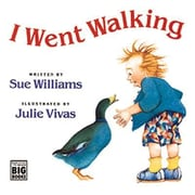 Houghton Mifflin® Harcourt I Went Walking Big Book By Sue Williams, Grades pre-school - 1st