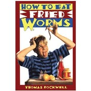 Paperback How To Eat Fried Worms Book By Thomas Rockwell, Grades 4th-7th