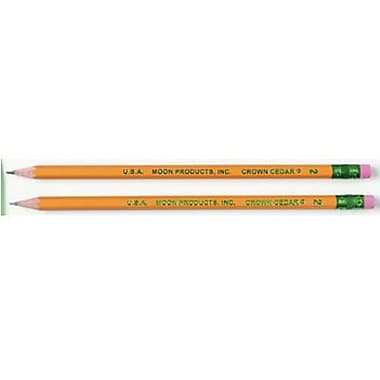 Moon Products Crown Cedar® Pencil, Dozen