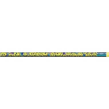 Moon Products Smiley Bunch Pencil, Dozen
