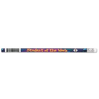 Moon Products Student of The Week Pencil, Dozen