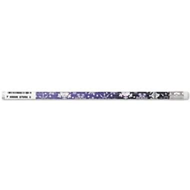 Moon Products Snowflakes Glitz Pencil, Dozen