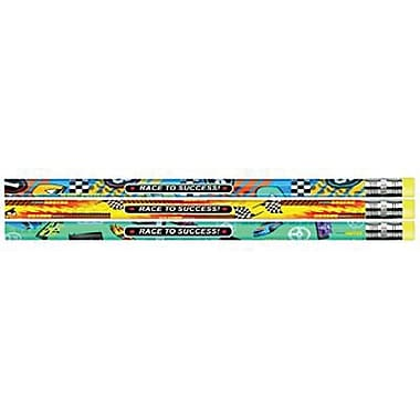 Moon Products Race To Success Pencil, Dozen