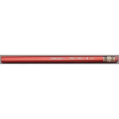 Moon Products Try Rex Jumbo Pencil, 48/Pack (JRMB21)