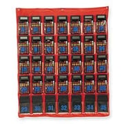 Learning Resources® Calculator Storage Pocket Chart