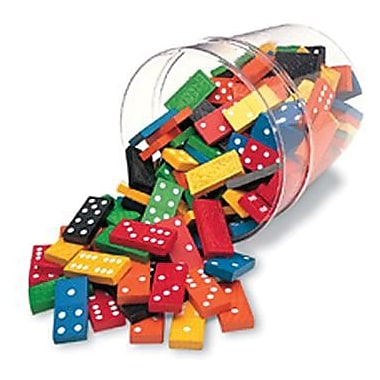 Learning Resources® Colour Dominoes In A Bucket, Grades Kindergarten - 6th