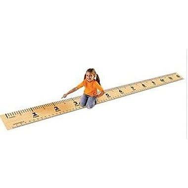 Learning Resources® Step-By-Step Measurement Mat