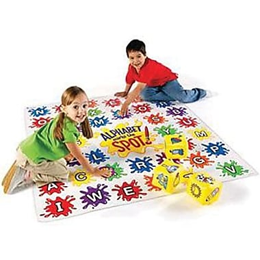Learning Resources® Alphabet Marks The Spot Game