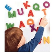 Learning Resources Jumbo Magnetic Letter, Uppercase, 80/Pack (LER0450)