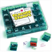 Stamps, Jumbo Teacher