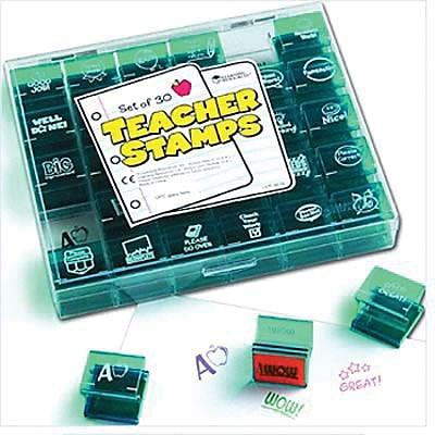 Stamps, Jumbo Teacher