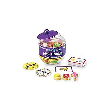 Learning Resources Abc Cookies Goodie Game (LER1183)